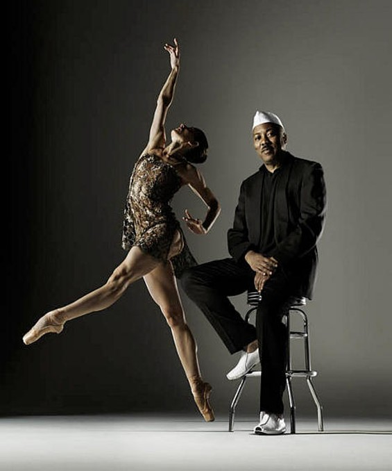 Alonzo King and Laurel Keen