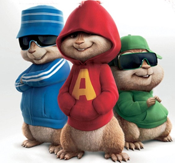 Alvin and the Chipmunks will return this year in a Squeakuel, unfortunately.