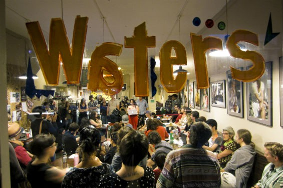 Ambush Review at Muddy Waters - WILLIAM MERCER MCLEOD