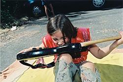 NICOLE WEINGART - Amelia sinks her teeth into guitar noise.