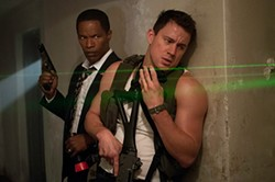 Amid the big-budget summer movie doldrums, Jamie Foxx and Channing Tatum restore the fun to action movies in White House Down.