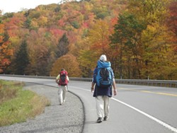 An easy stroll through Pennsylvania - COURTESY OF THE GREAT AMERICAN WALKABOUT