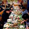 House of Sisig: Kamayan Dining Creates Homey Atmosphere
