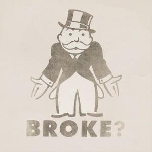 And gettin' broker...