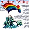 Asking, Telling