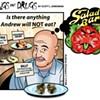 Andrew Zimmern to Film <em>Bizarre Foods</em> in San Francisco