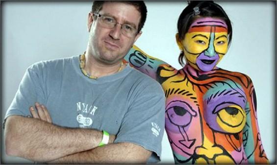 Andy Golub and Yumi-U.