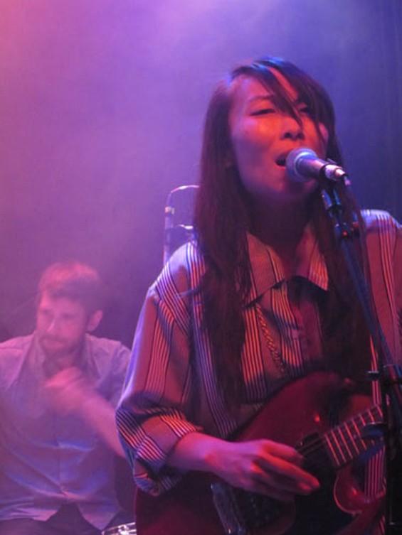 Ann Yu, LoveLikeFire singer