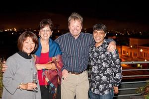 Another night at Medjool for Murad (right) -  FLICKR.COM/BCEFPHOTOS