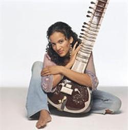 PAMELA SPRINGSTEEN - Anoushka Shankar: world class.