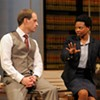 """""""Race"""": Mamet Seizes the Issues, Loses the Drama"""