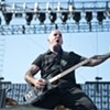 Photos from the Big Four Show, with Metallica, Anthrax, Slayer, and Megadeth