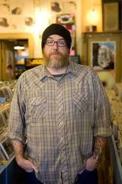 Aquarius Records' co-owner Andee Connors - JAMIE SOJA