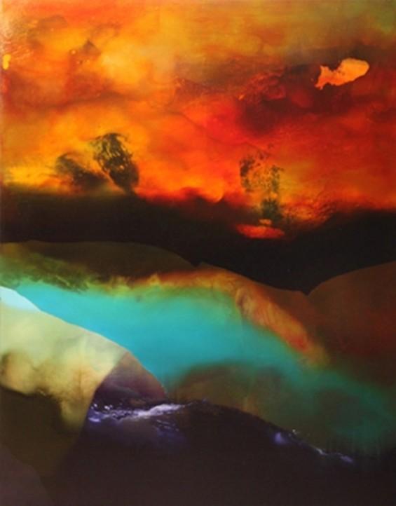 """""""Aquavolcanic"""" - JEREMY MORGAN"""