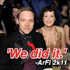 Arcade Fire's Grammy Upset: Indie Kids Win the Big Award