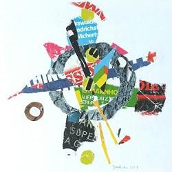 Art piece slated for S.F. show - DICKSON SCHNEIDER