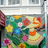 Artist Channels Positive Aspects of Mexico Through new Mural in the Mission