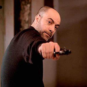 Asaad Abdul Majeed plays a hitman in Qarantina.
