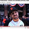 Ashkon Davaran, the Man Behind the Giants' Anthem, Talks Torturous Baseball