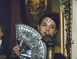 Asia Argento in The Last Mistress.