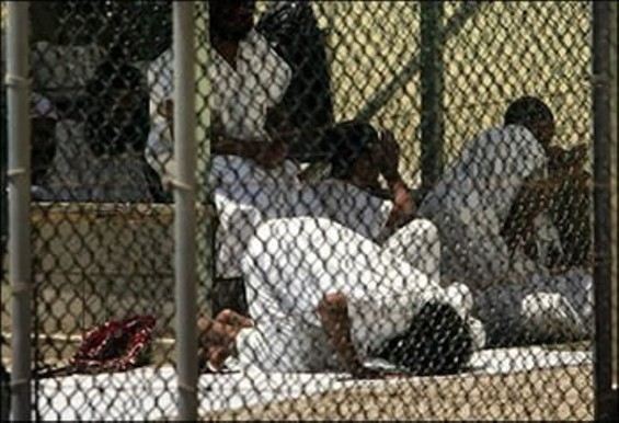 At Guantanamo, hunger strikes don't end early