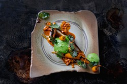 CARMEN TROESSERA - At Verbena, carrots are an art form.