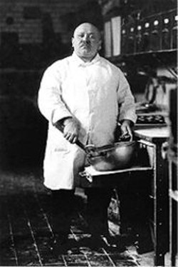 COURTESY OF THE AUGUST SANDER ARCHIVE, COLOGNE; AR - August Sander left no stone unturned in his historic - series People of the 20th Century, including - Pastrycook, 1928, gelatin silver print.