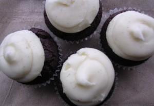 Aztec Chocolate Cupcakes from Mission Minis - J. BIRDSALL