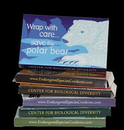 Baby, it's cold outside. Let's warm up. - THE CENTER FOR BIOLOGICAL DIVERSITY
