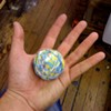 Noe Valley Man Builds Giant Rubber Band Ball, Names it Rubberta
