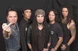 Back in Black: The men of Death Angel.