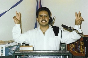 Back in the Day: Chuy Gomez