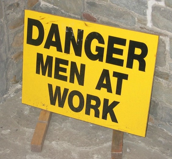 Bad men at work
