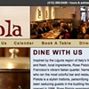 Shots Fired: Five Restaurant Websites That Make Us Feel Violent