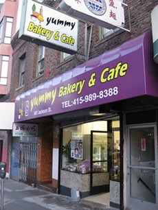 Baked goods come from Yummy's kitchen in South City. - LUIS CHONG