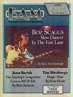 BAM's July 7, 1978 issue