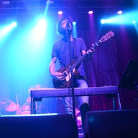 Band of Horses in Oakland