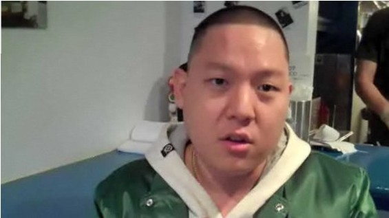 BaoHaus owner Eddie Huang explains why he thinks Mobi Munch still needs to find another name for its Chairman Bao truck. - THE FEAST SF BAY AREA