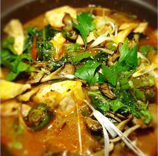 Bar Tartine's Soul Soothing Fisherman Stew. - VIA TRINE FROM FOODSPOTTING