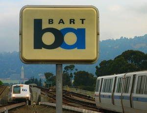 BART trains are not stopping in El Cerrito del Norte this morning.