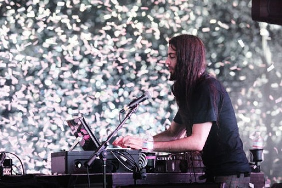Bassnectar in San Francisco - CHRISTOPHER VICTORIO