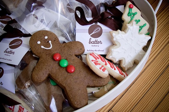Batter Bakery offers two holiday cookie decorating classes this month. - JEANNIE CHOE