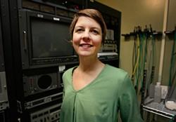 JESSICA CHRISTIAN - BAVC Executive Director Carol Varney