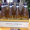 Bay Area Bites from the Fancy Food Show: Golden Star White Jasmine Sparkling Tea