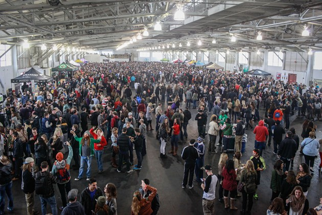 Bay Area Brew Fest 2014 at Fort Mason