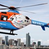 Bear Force One: Adorably Named Helicopter Joins UCSF Medical Center