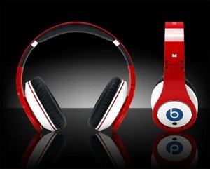 Beats By Dre: The NASCAR of headphones.