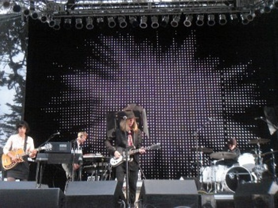 Beck at 2008's festival. - PHOTO BY MATTHEW HICKEY