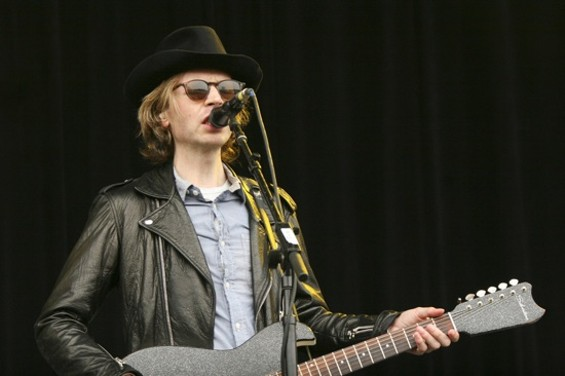 Beck at Outside Lands - CHRISTOPHER VICTORIO
