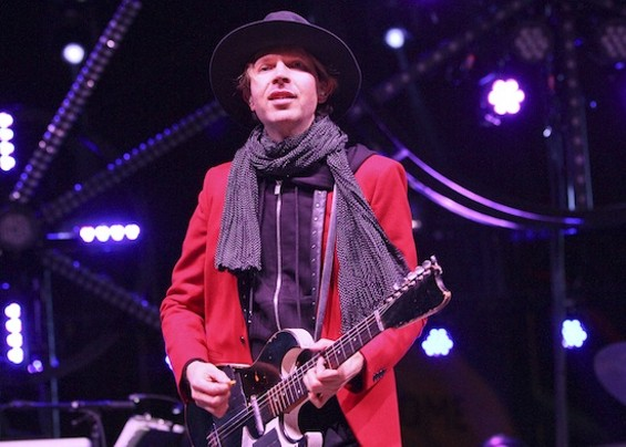 Beck will be in Monterey phase, we presume